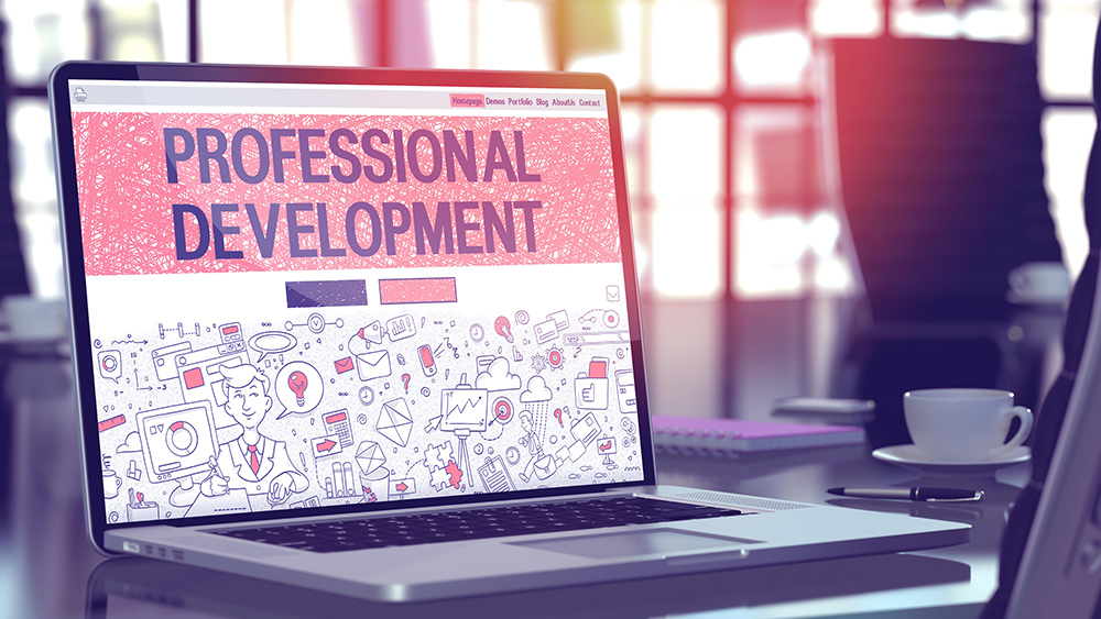 professional-development-web