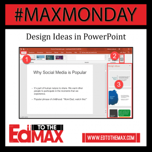 Design Ideas in PowerPoint
