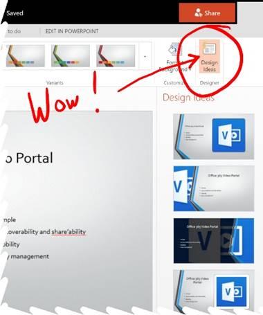 Dodging Bullets in PowerPoint