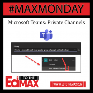 Microsoft Teams Private Channels1