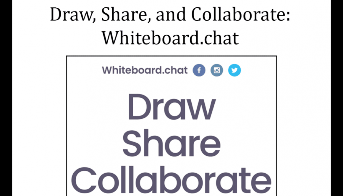 Insta whiteboardchat